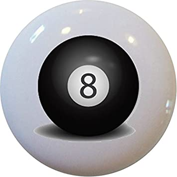 Carolina hardware y decoración 1052 N billar 8 bolas de billar de ...