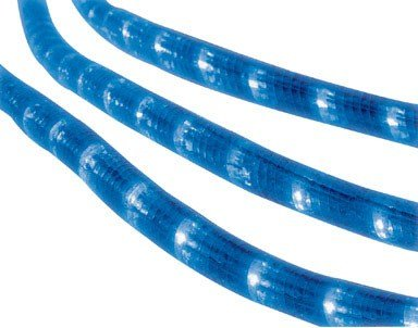 Top celebrations blue rope lights