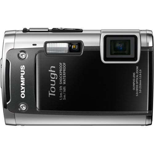 Olympus Tough Waterproof Camera 14Mp - 1