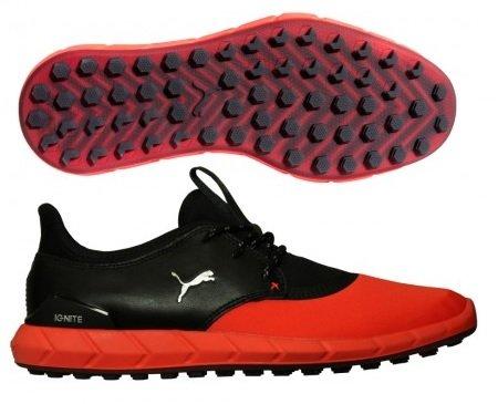 02e0718a58b Puma Men S Ignite Spikeless Sport Red Blast-Puma Black 13 (B01J28VTGE)