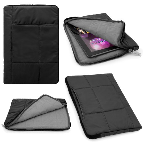 Vangoddy Pillow Quilted Sleeve Cover for Asus Transformer...