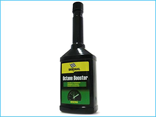 BARDAHL Octane Booster Additivi Benzina Elevatore Ottani 250 ML