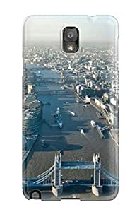 New Fashionable Valerie Lyn Miller OVSdBKO6953zuCom Cover Case Specially Made For Galaxy Note 3(city Of London )