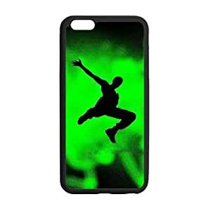 Parkour The Earth Custom Phone Case For iPhone 6 Plus 5.5 Plastic And TPU Case Cover Skin