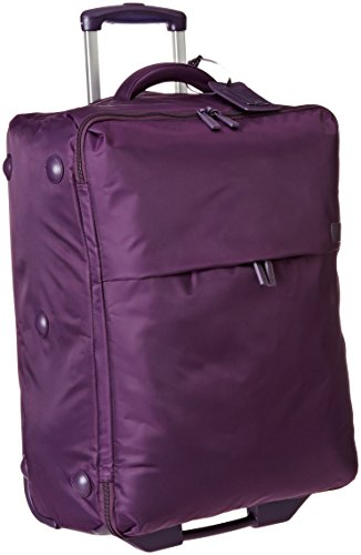 lipault-paris-foldable-2-wheeled-carry-on-trolly-purple-26x17x10