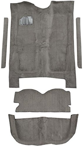 1987 GMC Caballero Carpet Custom Molded Replacement Kit, Complete Kit (830-Buckskin Plush Cut Pile)