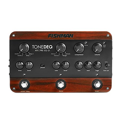 Fishman ToneDEQ Preamp EQ by Fishman