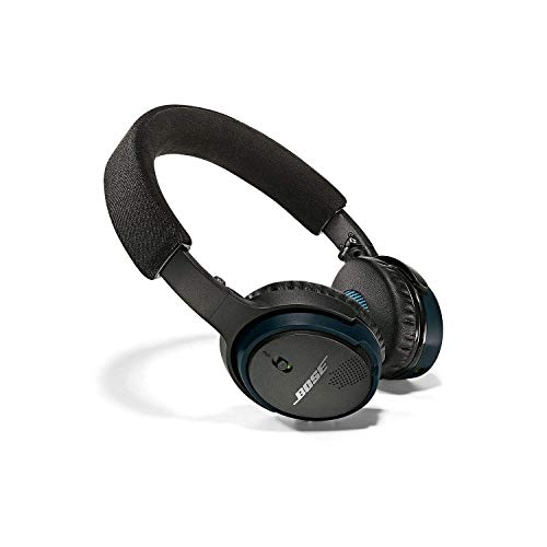Bose 775347-0010 SoundLink On-Ear Bluetooth Headphones, Black