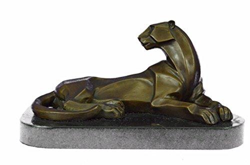 Handmade European Bronze Sculpture Handcrafted Henry Moor...