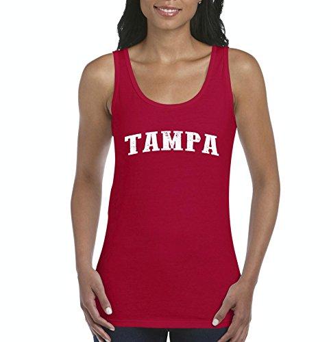 (Florida Tampa Home Traveler`s Gift Women's Tank Top (MR))
