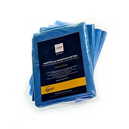 Labor - Batas de Cirujano Desechables Por Color 30pcs Labor - Azul: Amazon.es: Hogar