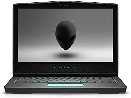 HIDevolution Alienware 13 R3 HID63-AUS7 w/ IC Diamond Thermal Compound on CPU+GPU – Optimal System Temperatures 13.3