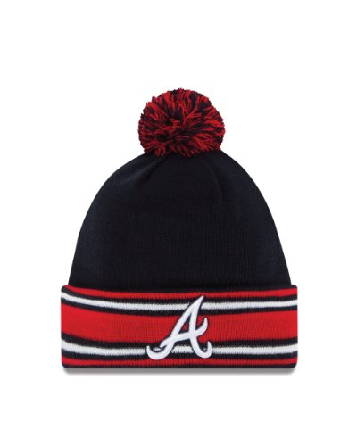 MLB Atlanta Braves AC Knit 2014 Cap, One (Acrylic Atlanta Braves Baseball)