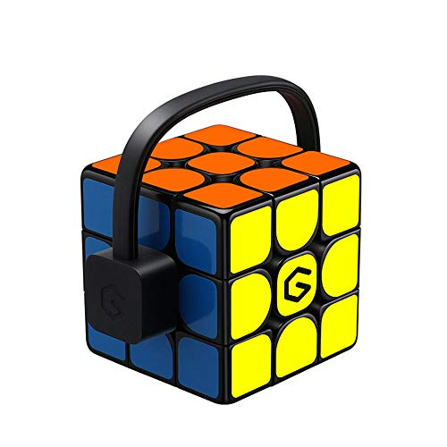 Scientifically Advanced Formula - MIJIA Giiker I3S Super Magic Cube, APP Teaching - No Formula - Real-time Sync - 30 Seconds Fast Recovery