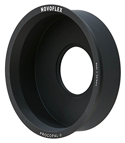 - Novoflex PROCOPAL-0 Bellows Adapter Copal-0 Lenses to BALPRO-1 or BALPRO-T/S (PROCOPAL-0)