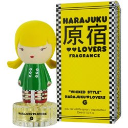 Harajuku Lovers Wicked Style G By Gwen Stefani Edt Spray 1 - Gwen Style