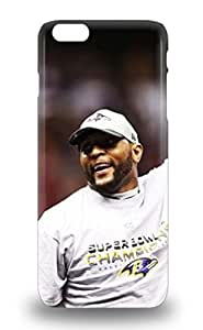 Tpu Shockproof Dirt Proof NFL Baltimore Ravens Ray Lewis #52 Cover 3D PC Soft Case For Iphone 6 Plus ( Custom Picture iPhone 6, iPhone 6 PLUS, iPhone 5, iPhone 5S, iPhone 5C, iPhone 4, iPhone 4S,Galaxy S6,Galaxy S5,Galaxy S4,Galaxy S3,Note 3,iPad Mini-Mini 2,iPad Air )
