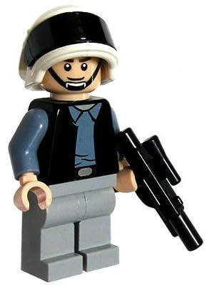 LEGO Star Wars Loose Rebel Trooper Minifigure [Smiling Loose]
