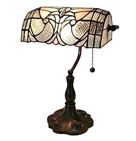 Amazon.com: Amora estilo Tiffany Iluminación am250tl10 ...