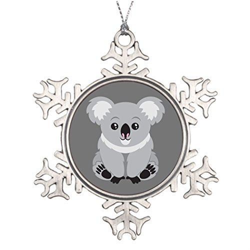 pansy Littler Ideas For Decorating Christmas Trees Anied Koala Bear Snowflake Ornaments And More