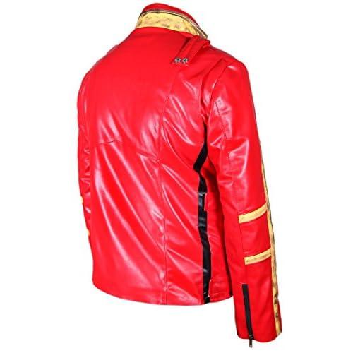 85% OFF F H Boy s Distressed Legends of Tomorrow Firestorm Jacket ... 1a44949699d11