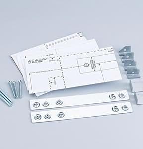 GE JXA019K Undercabinet Microwave Mounting Kit