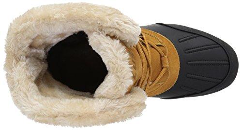 Moda Resistente Bota Wheat Lugz Golden de Agua al para Cream Mujer Black Tallulah Yxq5S