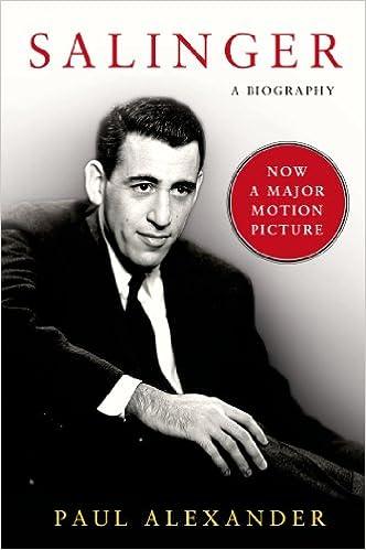 Salinger A Biography Paul Alexander 9780312673345 Amazon Books