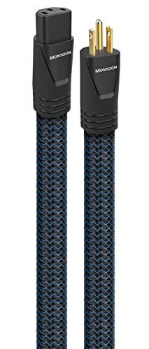 AudioQuest Monsoon AC Power Cable 15amp - 1.0m