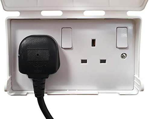 6 Clippasafe Electrical UK PLUG Protector SOCKET Safety COVERS BABY MAINS Cover
