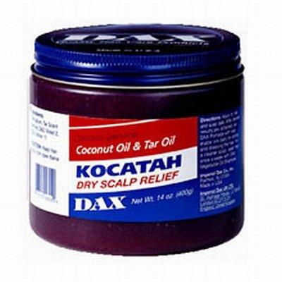 Dax Kocatah Dry Scalp 14 Ounce Jar (414ml)