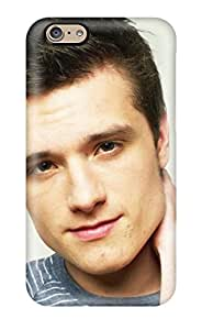 High Grade ZippyDoritEduard Flexible Tpu Case For Iphone 6 - Josh Hutcherson