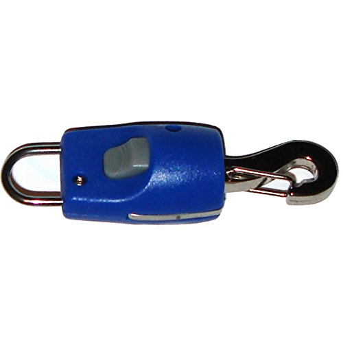 KYASI Quick Connect Magnetic Pet Collar and Leash Connector Blue
