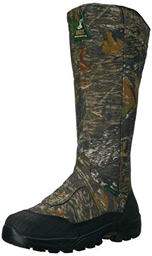 Rocky Men's FQ0001580 Knee High Boot, Mossy Oak Break up Camouflage, 11 W US