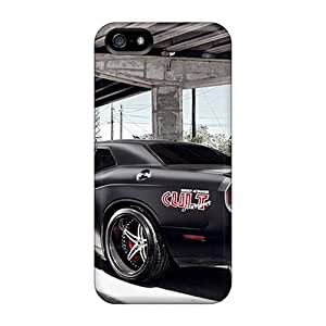 High-quality Durability Case For Iphone 5/5s(dodge Challenger)