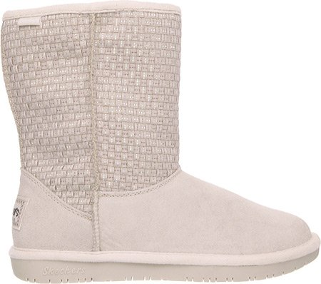 Skechers Shelbys Islande Boot white