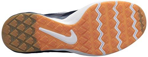 Uomo Nike Ferro Df Cross-trainer-shoes Primi, Binario Blu / Bianco / Grigio Ghiacciaio, 11 D (m) Ci Si Allenano