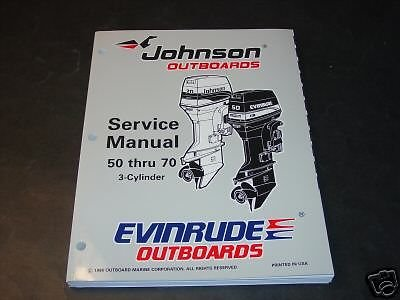 70 hp johnson outboard motor - 9