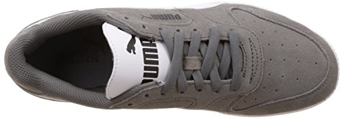 Puma Unisex Sneaker Icra Trainer SD Low-Top Grau (steel gray-white 19)