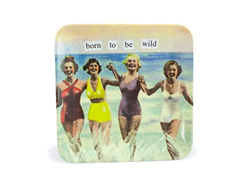 Anne Taintor Melamine Mini Tray, Born to be Wild ()