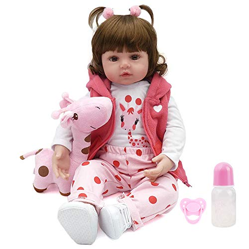 CHAREX Realistic Reborn Toddler Dolls 18