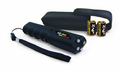 15. ZAP Stick – 800,000 Volt Stun Gun with Flashlight