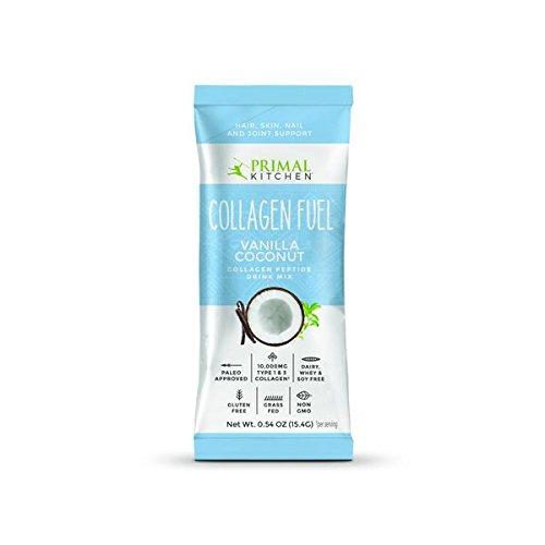 Collagen Fuel Vanilla 12 packets