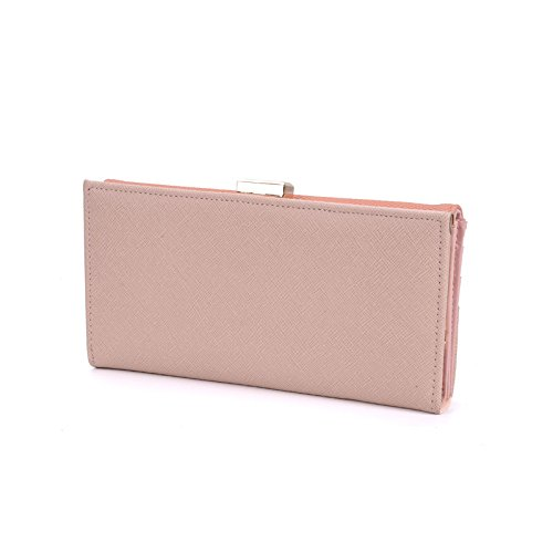 Sally Wallets Lady Floral Purses Card Pattern Gifts Retro Bag sy1565 Young Butterfly Holder Women Buckle Pink rqzHwrF