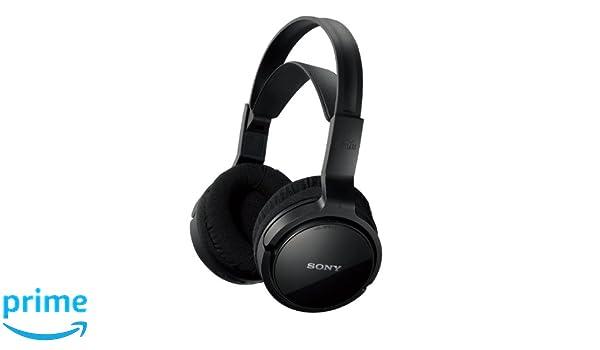 Sony Rf811 Home - Auriculares inalámbricos de diadema para Tv, alcance de 100 m, color negro: Amazon.es: Bricolaje y herramientas
