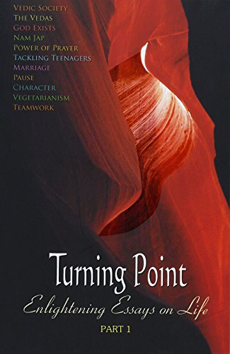 Turning Point Enlightening Essays On Life Part   Kindle Edition  Turning Point Enlightening Essays On Life Part  By Sadhus Baps High School Narrative Essay also English Learning Essay  Cause And Effect Essay Papers