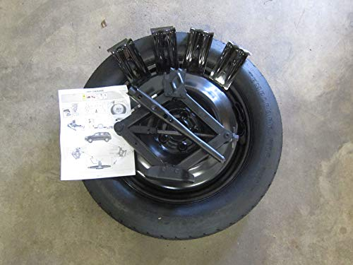 jeep cherokee spare tire cover - 3