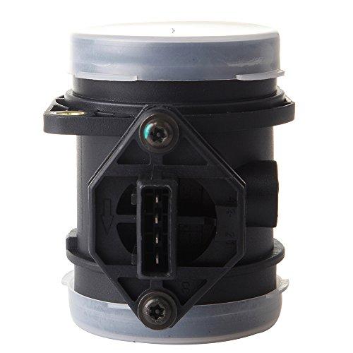 Audi A4 Sensor Maf (Mass Air Flow Sensor Meter ECCPP MAF 280217103 for Audi A4 Quattro L4 1.8L Tur Volkswagen VW Cabrio Golf Jetta Passat L4 2.0L 1999)