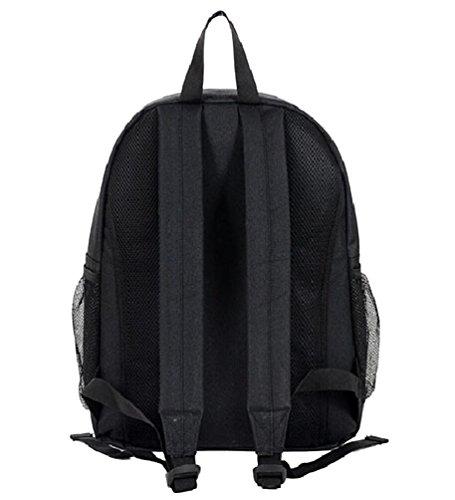 Bromeo Kuroko No Basket Pattern Backpack School Bag #1