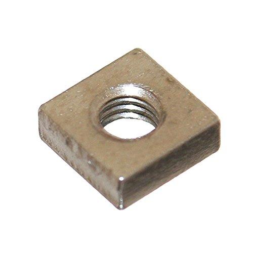 Relativ Joy-Button 10x Mini 4-Kant Mutter M3 für Nut Modellbau Muttern RP57